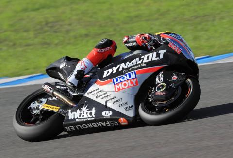 Moto2 Argentina - Free Practice (2) Results
