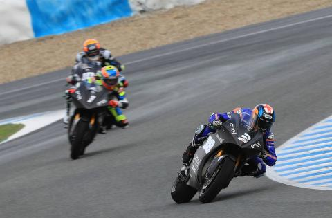 MotoE: Flat-out from start to finish