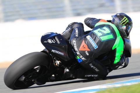 Morbidelli: Adapting to Yamaha a never-ending process
