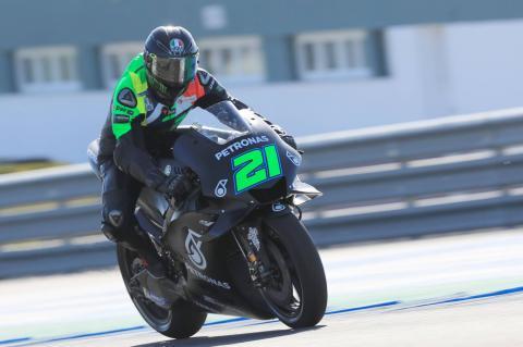 Morbidelli: Good speed, but Yamaha grip drop 'no secret'