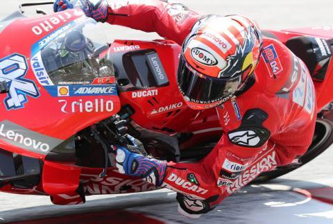 Qatar MotoGP test times - Saturday (8pm)