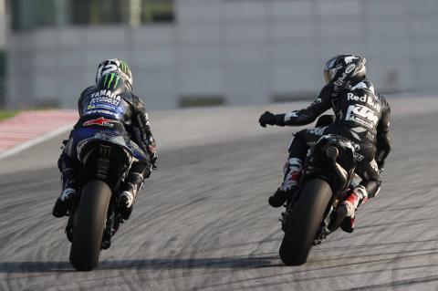 Sepang MotoGP test - Day 3 LIVE!