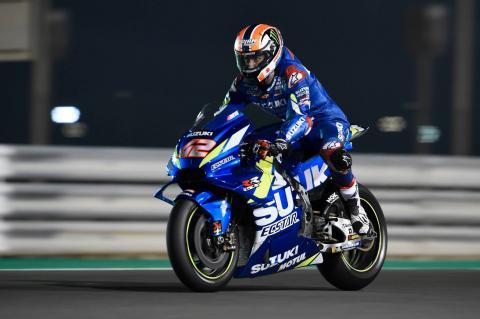 Qatar MotoGP test times - Sunday (9pm)