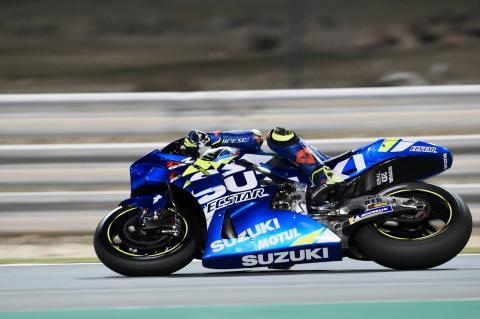 Qatar MotoGP test times - Sunday (8pm)