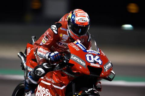 Dovizioso: We'll put up a fight...
