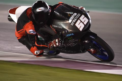 Qatar Moto3 test times - Saturday (FINAL)