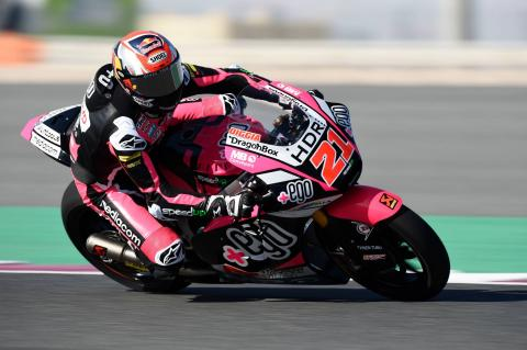 Moto2 Misano - Full Qualifying Results