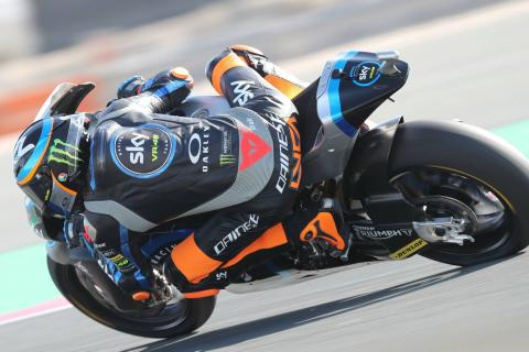Moto2 Argentina - Free Practice (1) Results