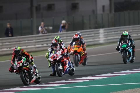 Espargaro: Not bad for first race, keep building