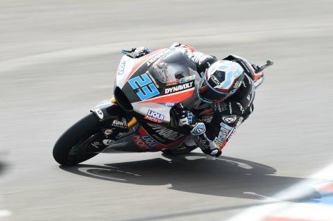 Moto2 Austin - Free Practice (1) Results