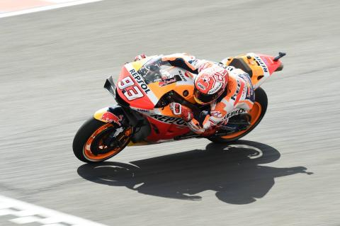 Argentina MotoGP - Full Qualifying Results