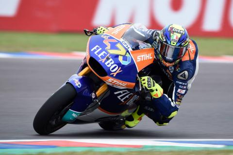 Moto2 Argentina: Back-to-back wins for brilliant Baldassarri