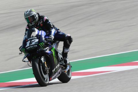 Austin MotoGP - Free Practice (2) Results