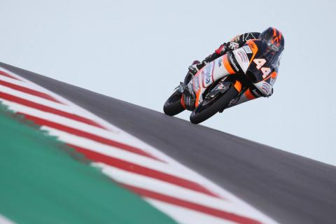 Moto3 Austin: Canet in the clear after last lap scrap for COTA victory