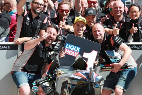 Moto2 Austin - Qualifying Results