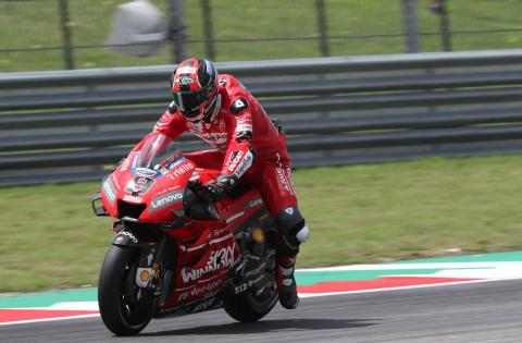 Petrucci: Important points but I want to be stronger