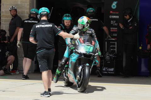Morbidelli 'confident' after 'very fast' test form