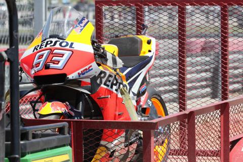 Marquez: Time until Jerez seemed longer than ever...