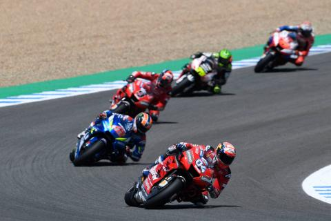 Dovizioso: I thought our limit was smaller