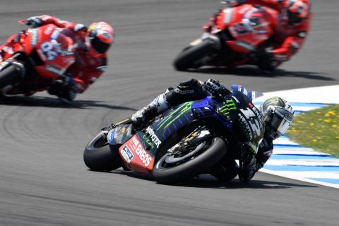 Vinales on starts: Finally I think we found it