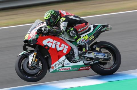Crutchlow: It is like a broken record with front feeling