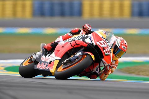Le Mans: MotoGP Championship standings