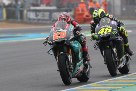 MotoGP Gossip: Rossi open to Petronas Yamaha move