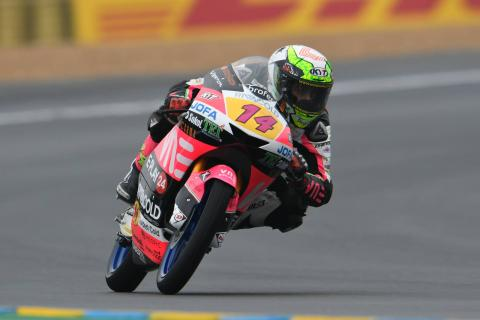 Moto3 Mugello: Arbolino sliptreams to success in Italy
