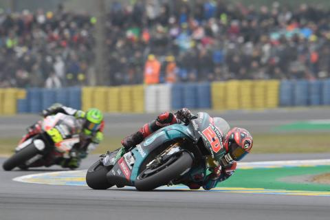 Quartararo: Top five could have been possible
