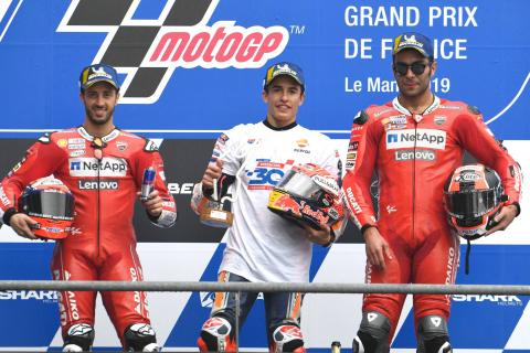 Dovi sounds alarm: 'We have to find something'