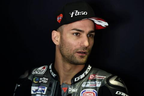 Pasini in, Corsi out at Tasca Racing
