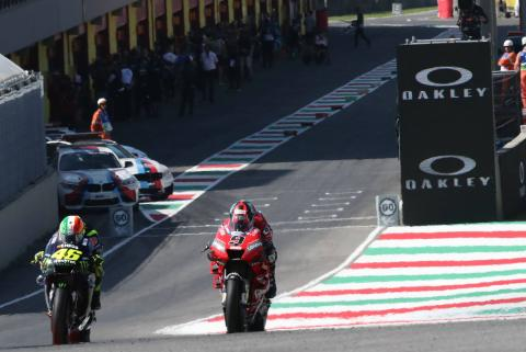 Petrucci: Top speed 'safest way to improve'