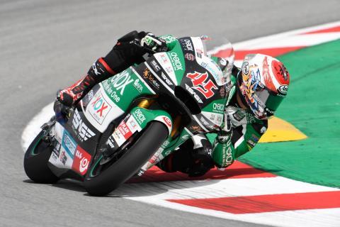 Moto2 Austria - Qualifying Results