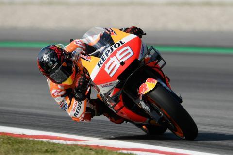 Honda: Jorge will break 'negative spiral'