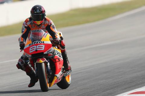 Honda understands Lorenzo won't be 100% on return - Puig