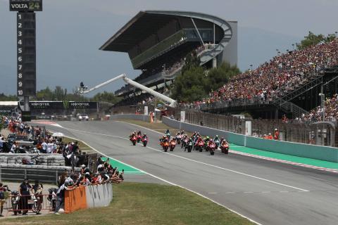 MotoGP流言:球迷允许回到巴塞罗那和KTM的复兴在Mugello