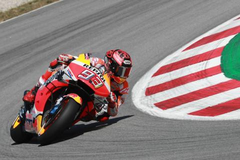 Marquez: You need to be very precise