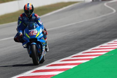 Catalunya MotoGP test times - Monday (3pm)