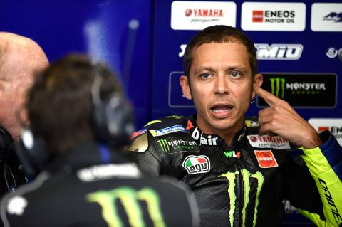 MotoGP Gossip: Rossi doesn't give a damn about retirement rumours
