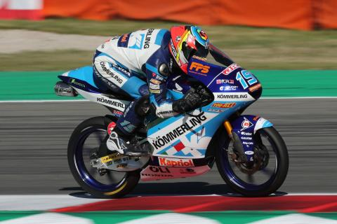 Moto3 Misano - Free Practice (3) Results