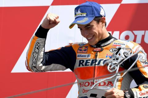 How Marquez tailored Assen to suit his MotoGP title fight