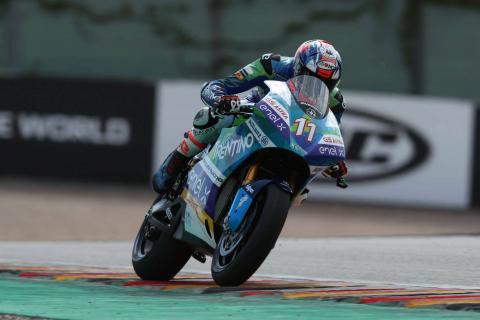 Misano MotoE - Race (1) Results