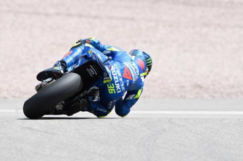 Mir delays MotoGP return, Guintoli back for British MotoGP