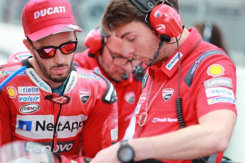 Dovizioso: Ducati needs a strategy for the future