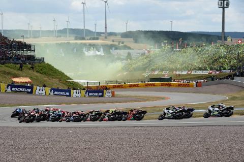 German MotoGP - Rider Ratings