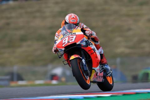 Czech Republic MotoGP - Full Qualifying Results