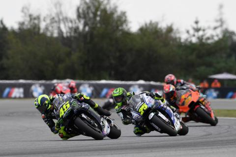 Rossi: If grip is lower, we suffer more