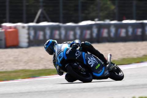 Moto3 Austria - Free Practice (2) Results