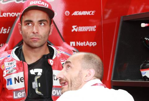 Petrucci: Last two races worst of the year