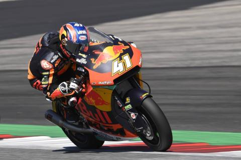 Moto2 Austria: Brilliant Binder earns home win for KTM